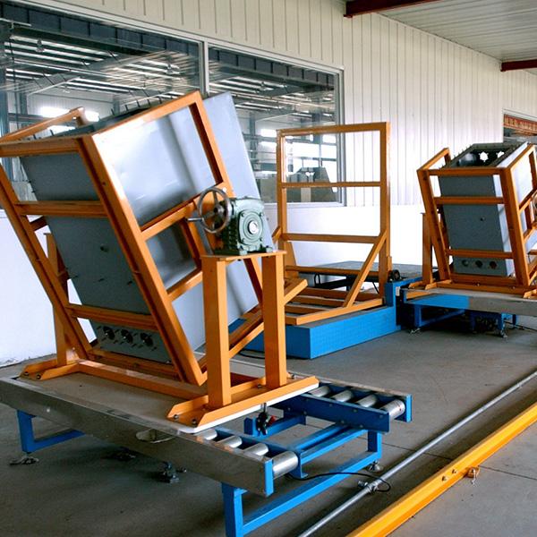 高压控制柜焊接工位